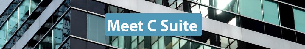 meet c suite header